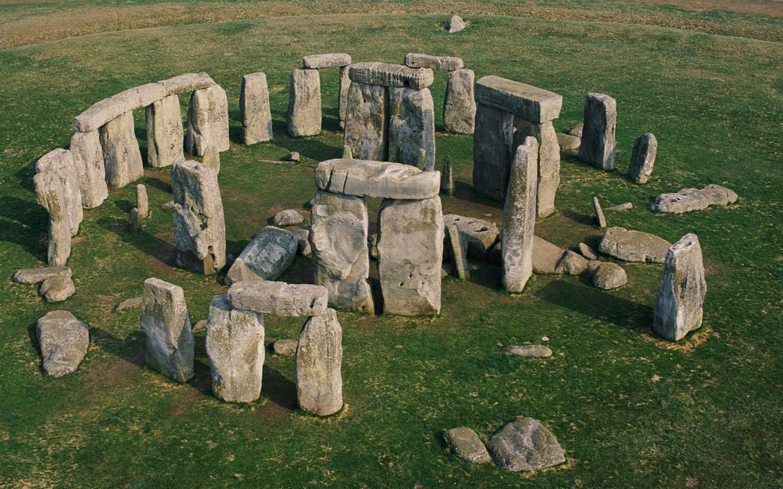 In Brazil discovered dozens of ancient structures like Stonehenge