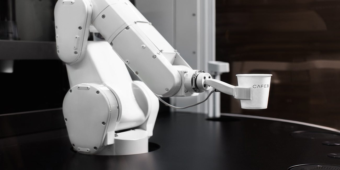 In San Francisco opened a robotic cafe