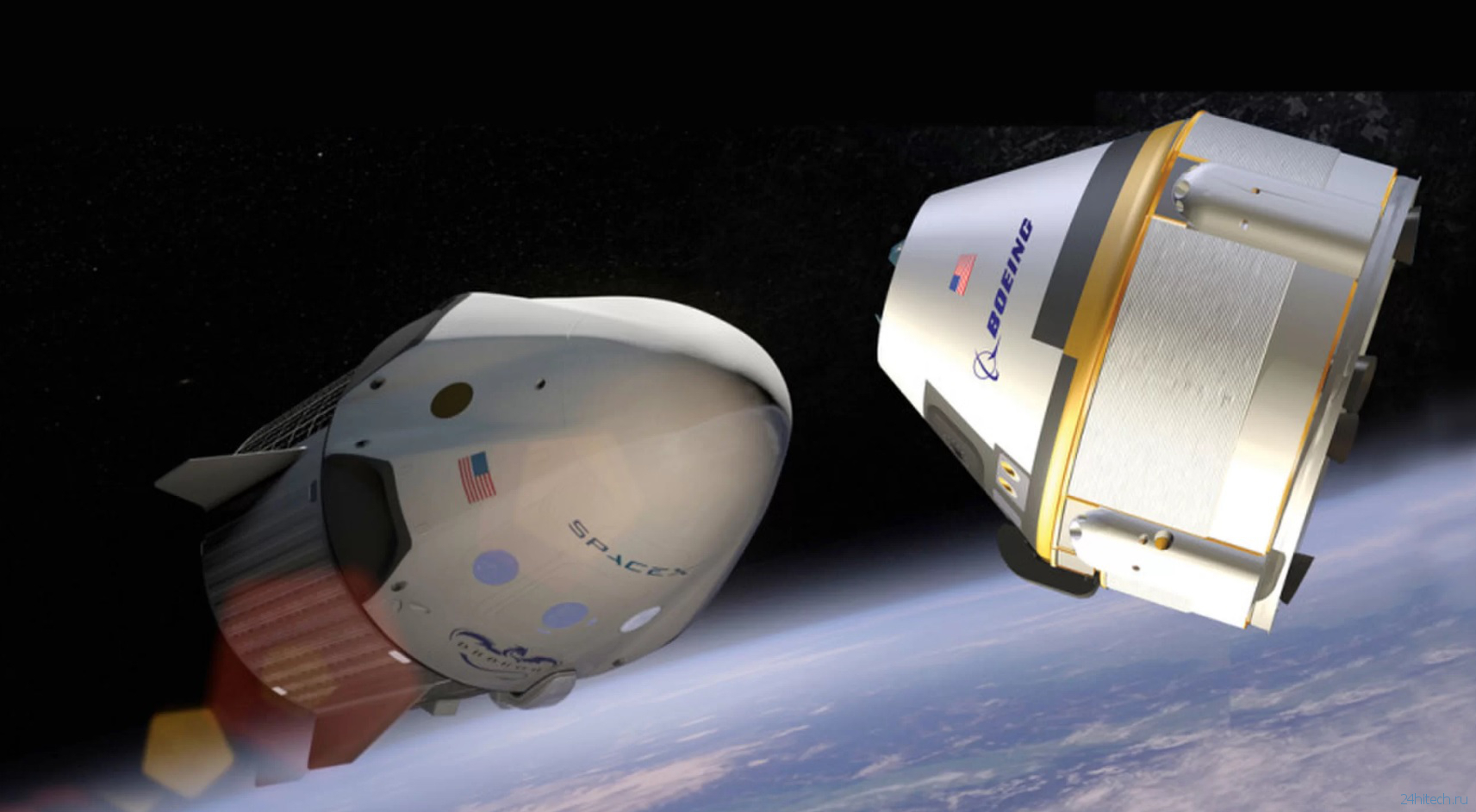 Design flaws manned spacecraft SpaceX and Boeing could deprive NASA of space