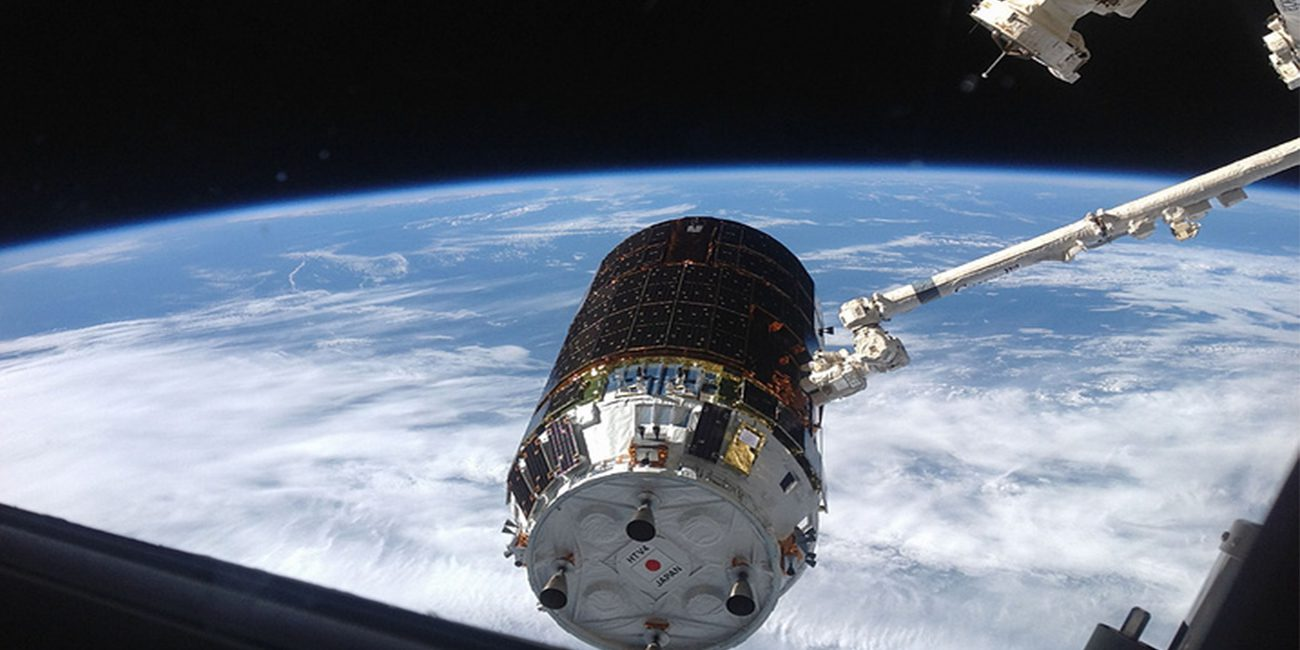 Japanese experiment on the collection of space debris failed