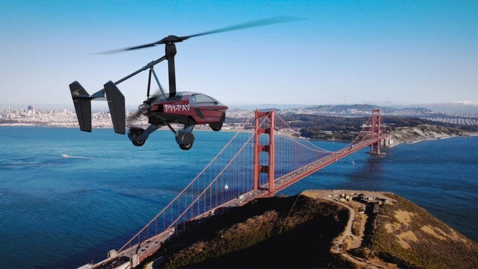 Company PAL-V takes pre-orders for flying cars