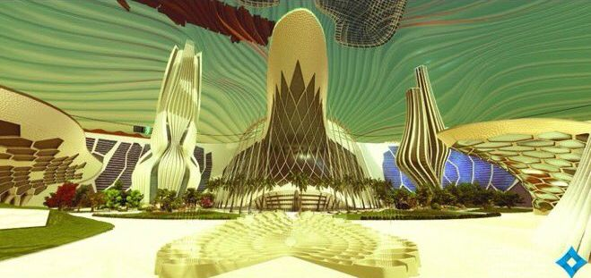 United Arab Emirates plan to build a city on Mars