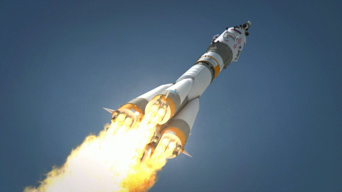 From the Baikonur cosmodrome launched the last rocket record