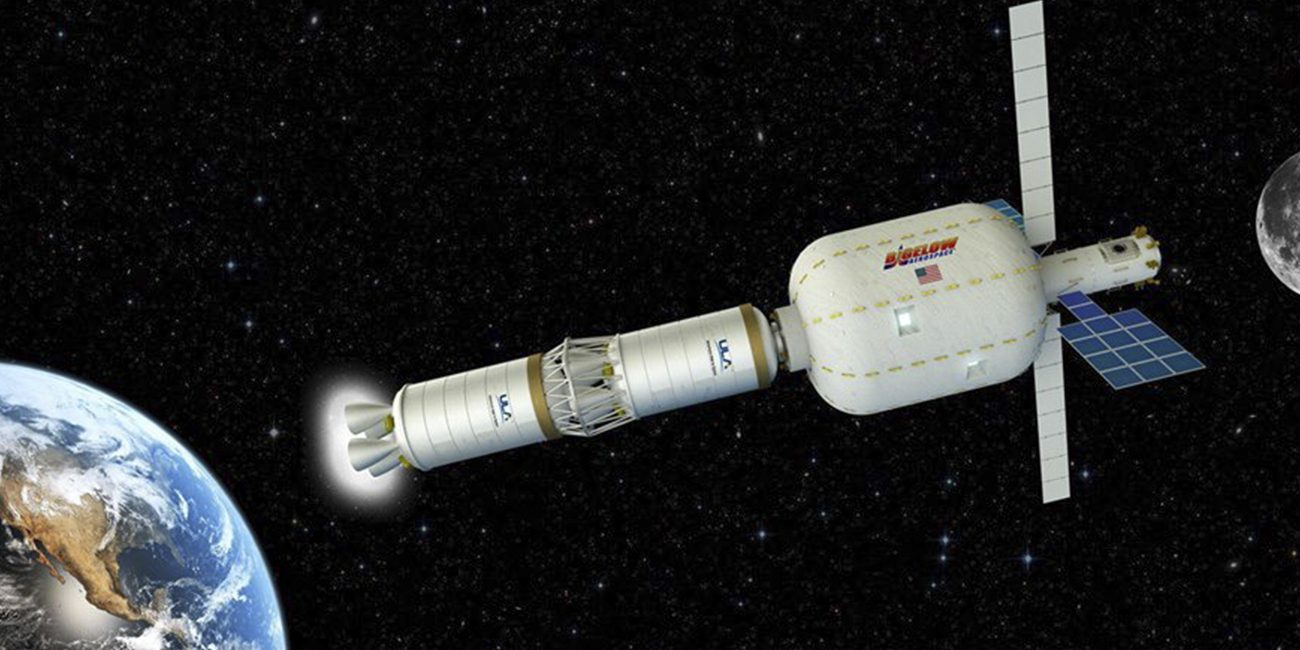 The company Bigelow Aerospace will launch a space module offline by 2020