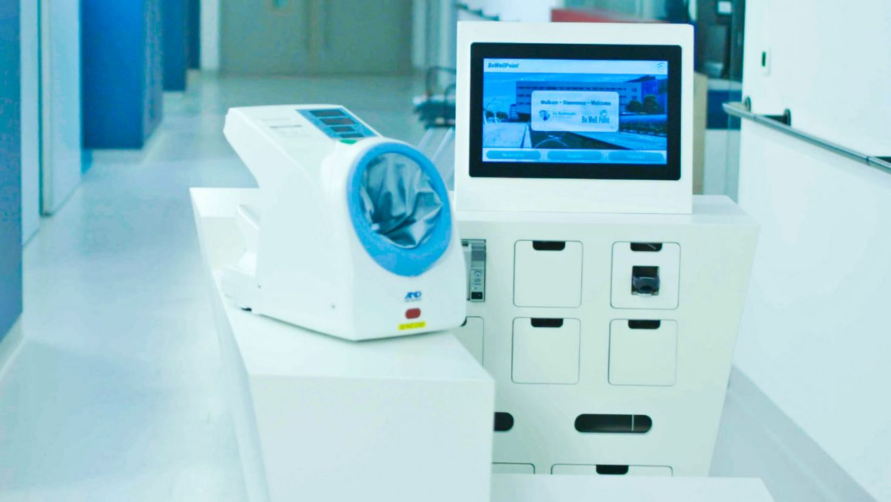 Medical device-diagnostics WellPoint will be able to replace nurses