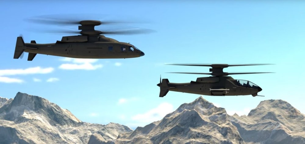 Lockheed Martin revealed details of a combat helicopter, created on the basis of the Sikorsky X2