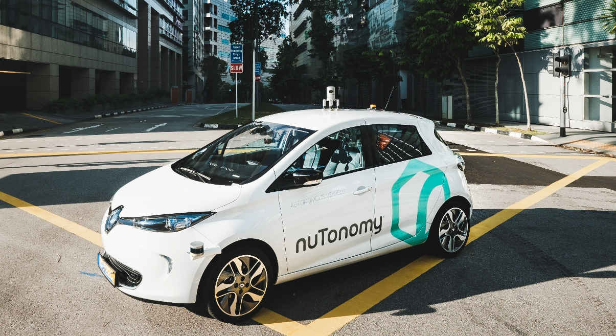 Autopilot NuTonomy will meet with bad drivers