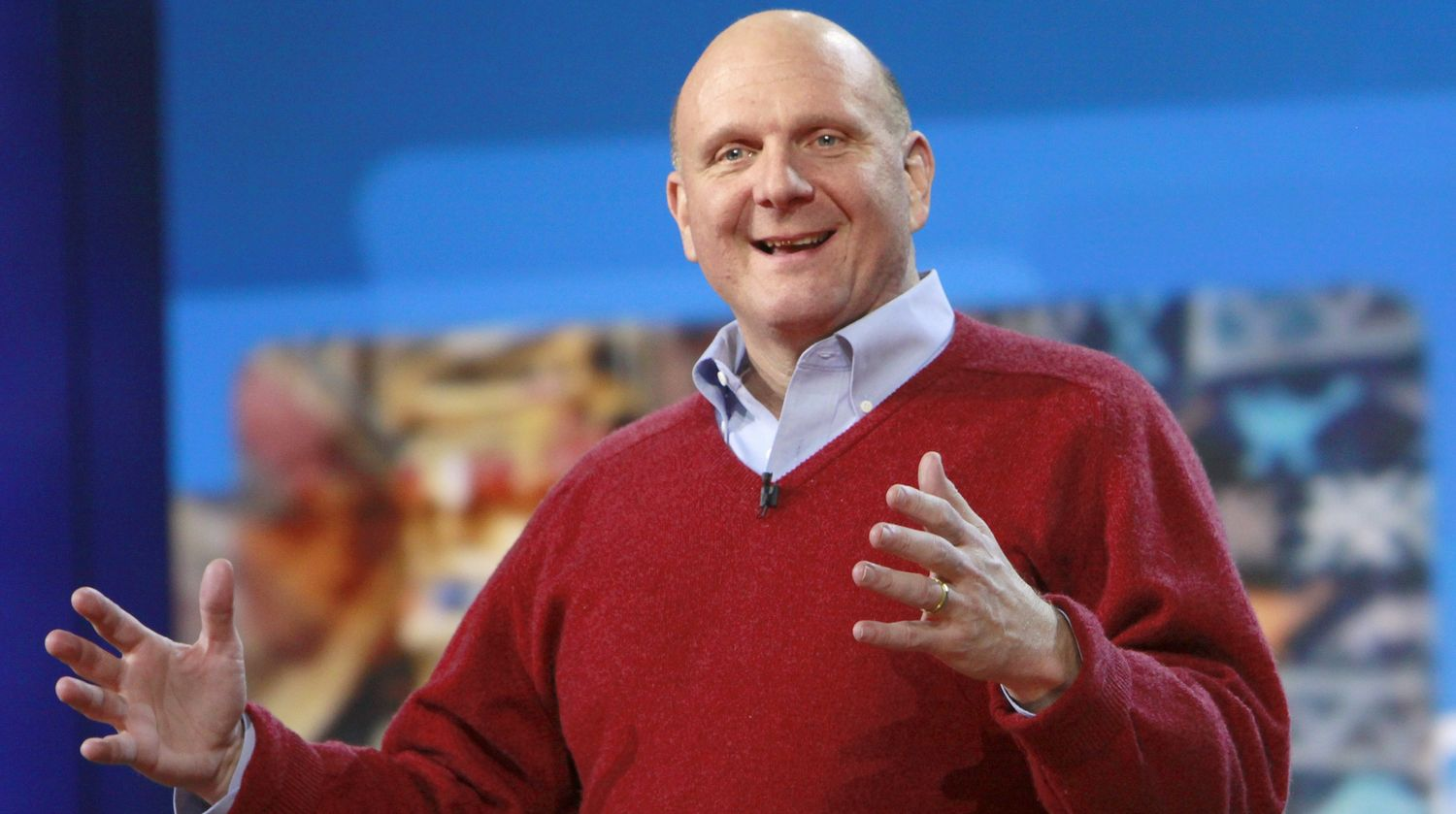 Steve Ballmer found out where the money of American taxpayers