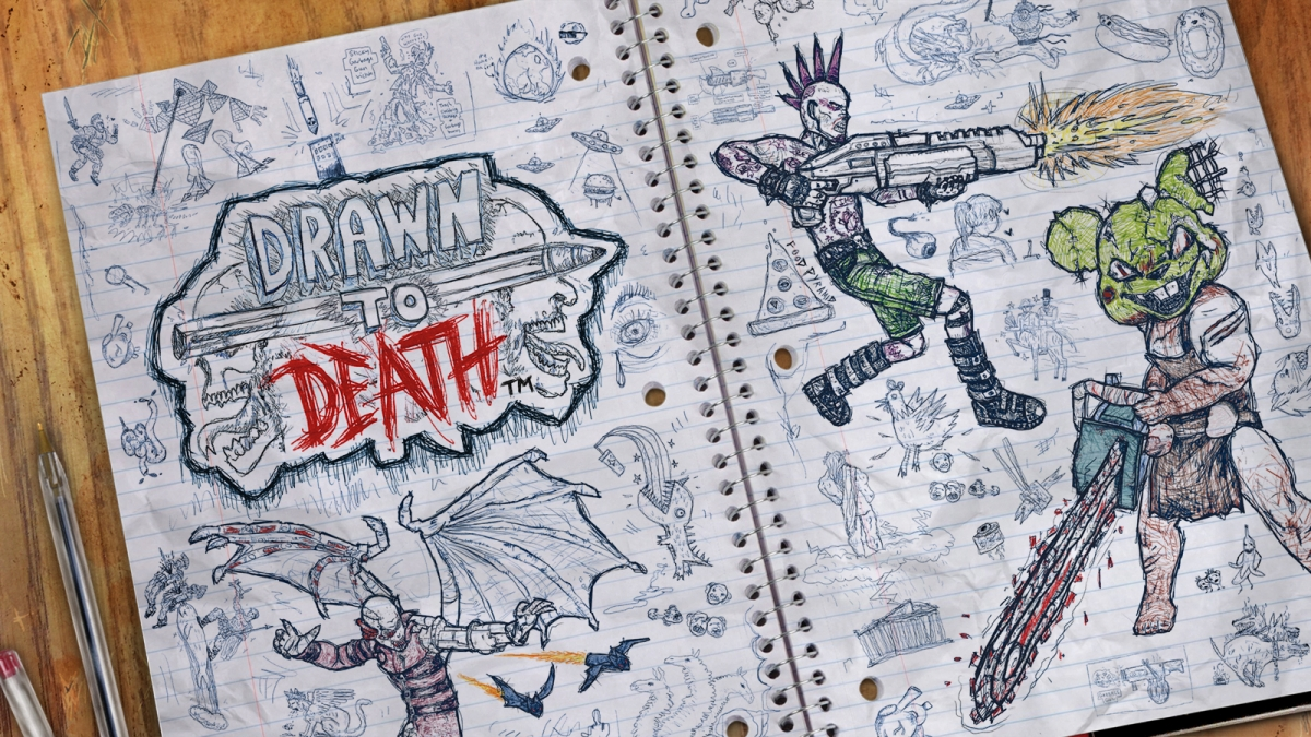 A review of the game Drawn to Death: an entertainment for bullies