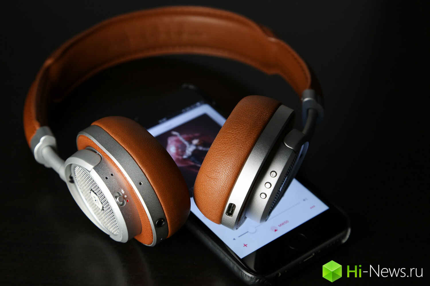 Affordable luxury: headphones Master&Dynamic MW50