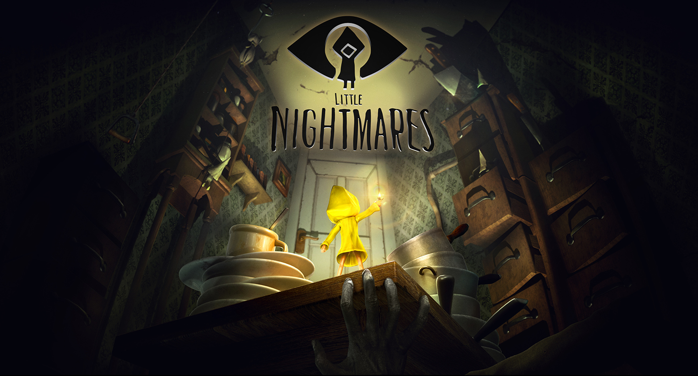 Game overview Little Nightmares: childish horror stories