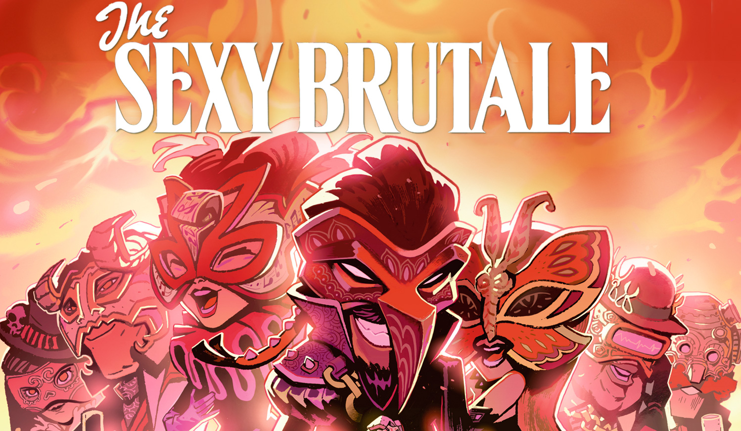 Review game Sexy Brutale detective in the best traditions of Agatha Christie