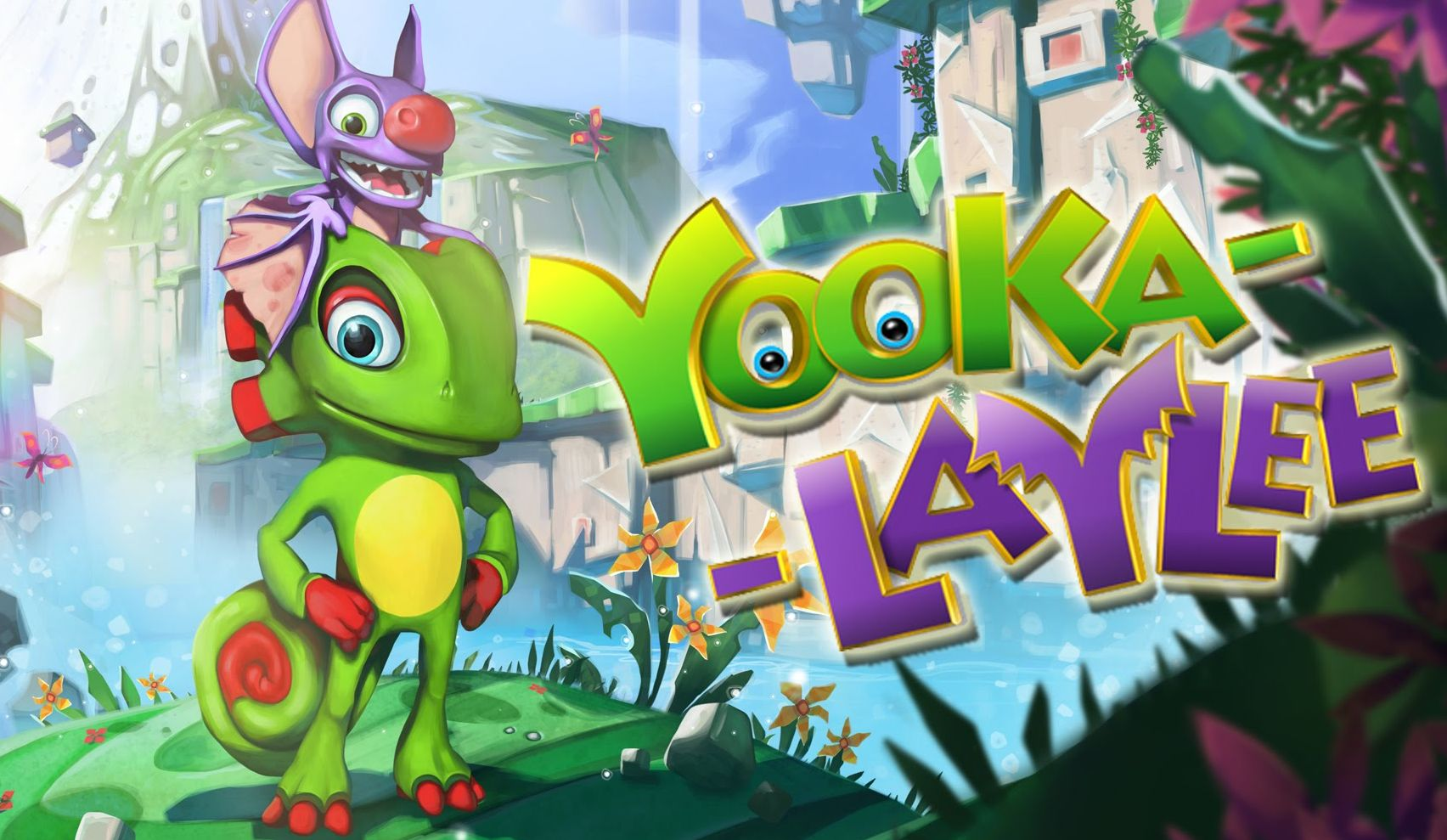 Review game Yooka-Laylee: entertainment for everyone