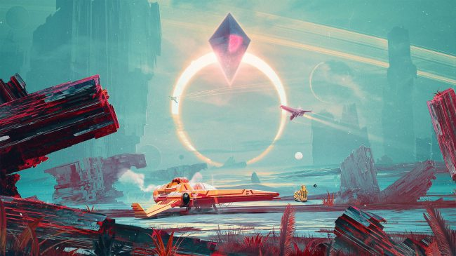 Inhuman sky: the tragic success of people who created No Man's Sky