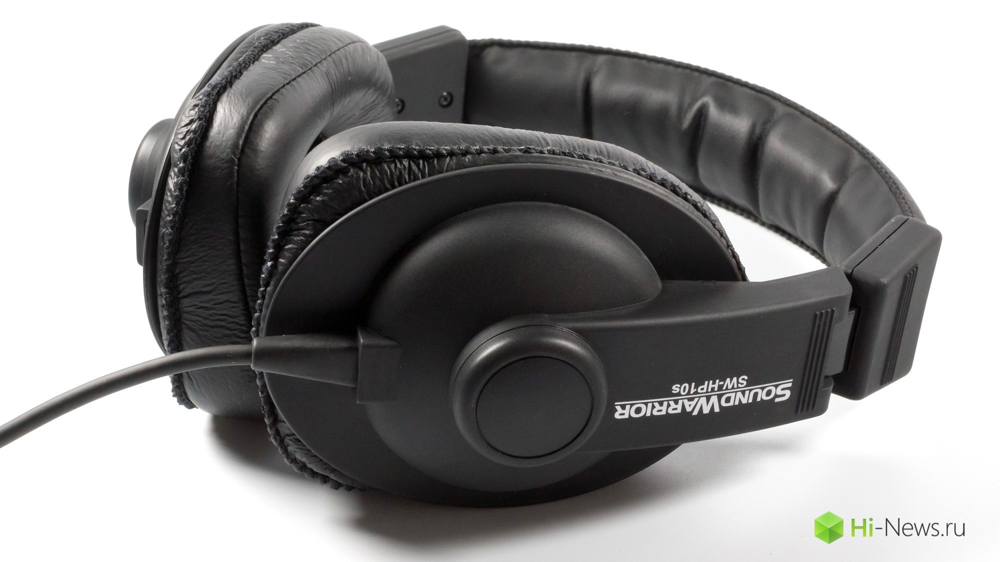 Review headphone Sound Warrior SW-HP10s — warriors of the budget segment