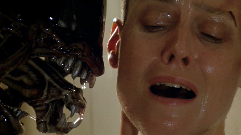 Ridley Scott believes in aliens and believes that they can kill all of us