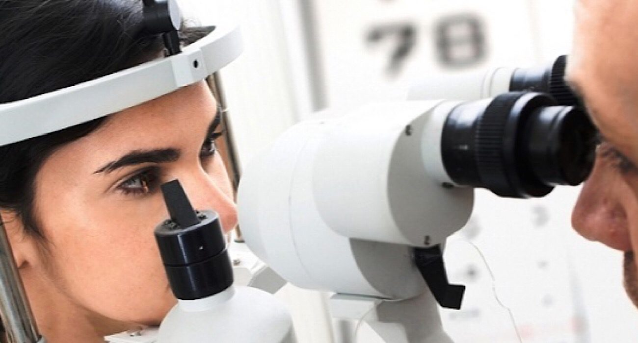 Developed eye drops for the treatment of age-related blindness