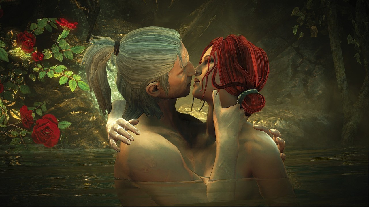 You can't imagine how difficult it is to create sex scenes in video games