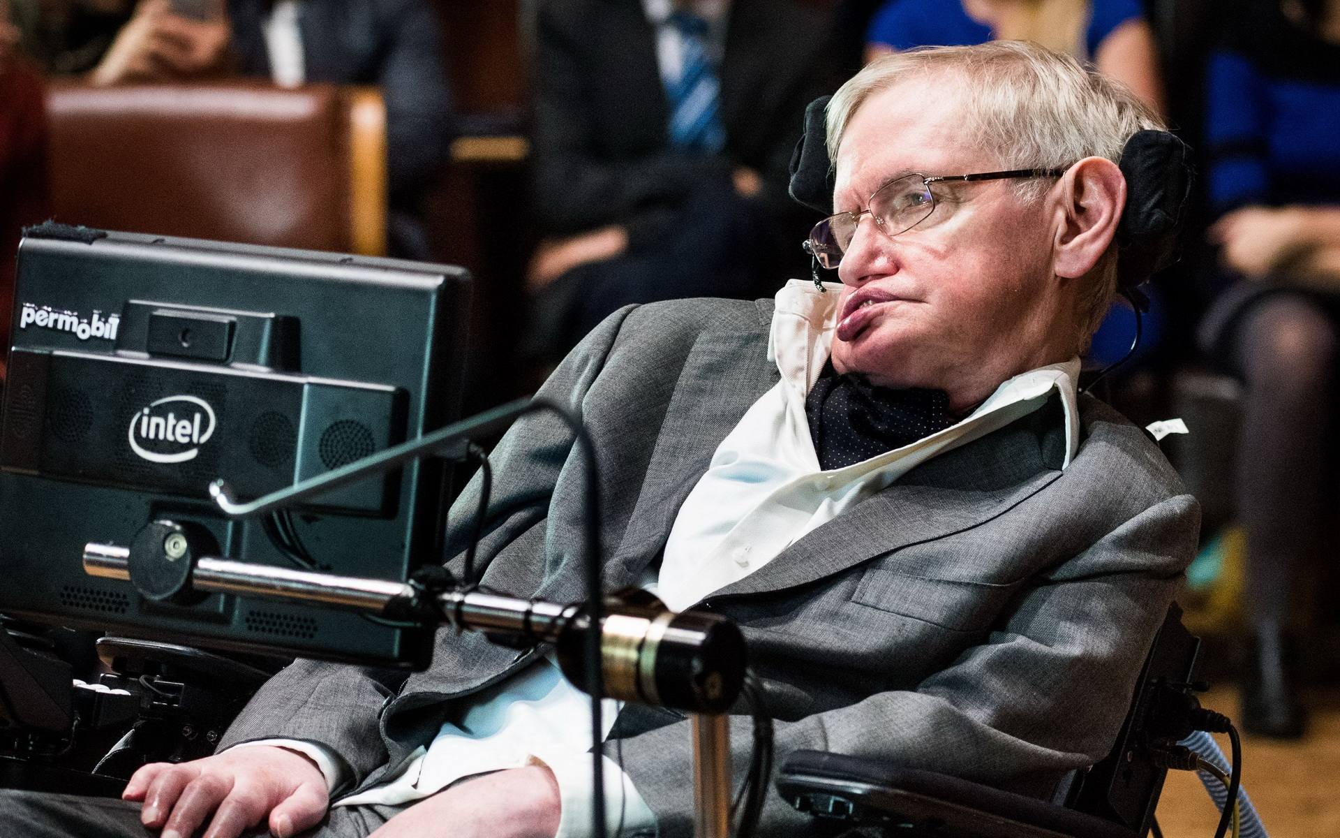 Stephen Hawking: I am convinced that mankind must leave Earth