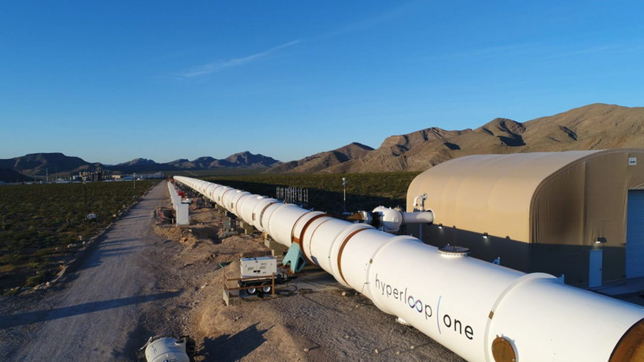 Hyperloop One introduced the plan of building of Europe by high-speed highways