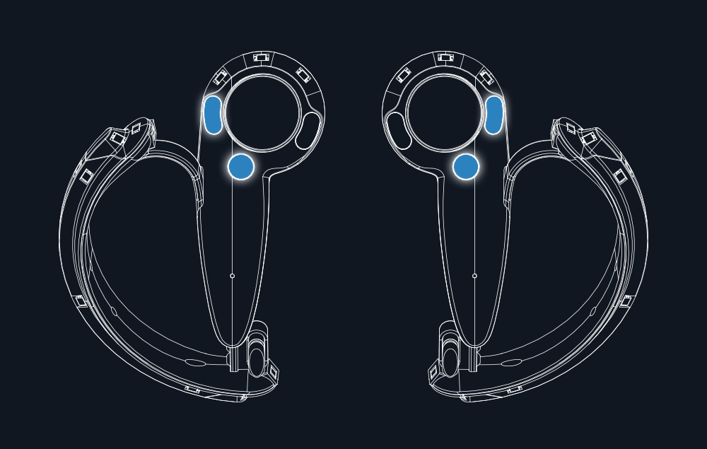 A new VR controller Valve tracks all five fingers of the hand