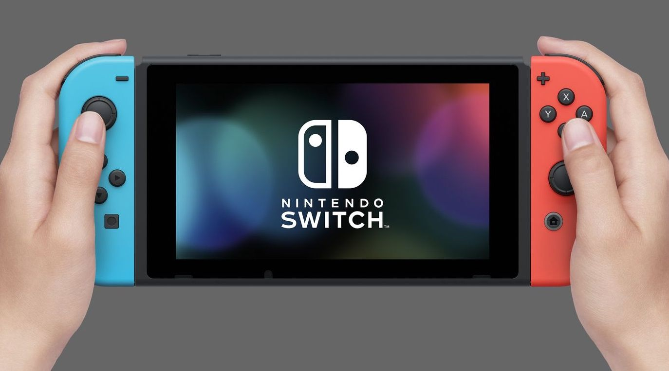 #video | Nintendo Console Switch survived the fall with 300 meters