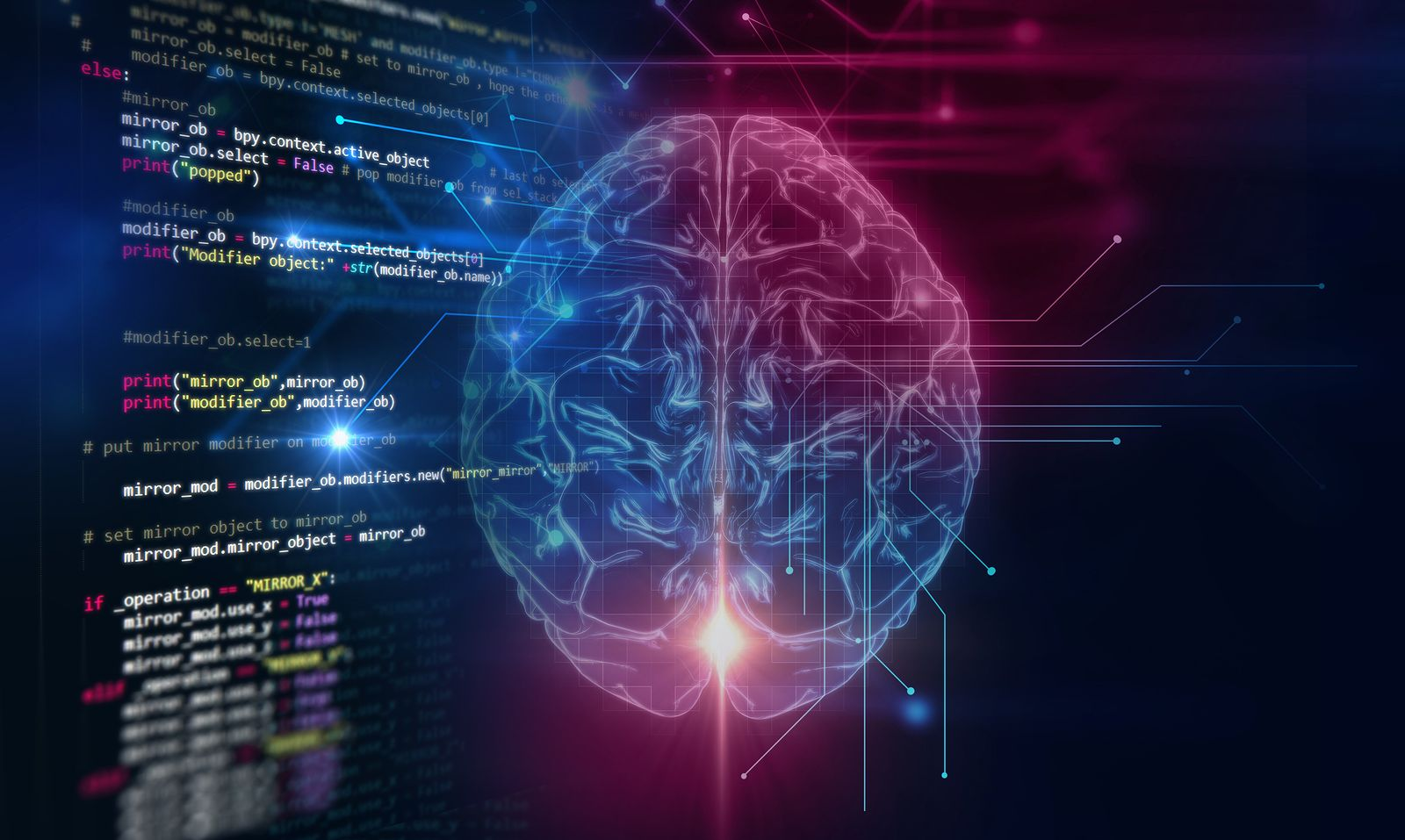 DARPA is funding six developers brain-computer interface