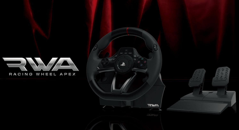 b8056f14991 Genel bakış oyun direksiyon Hori Racing Wheel Apex