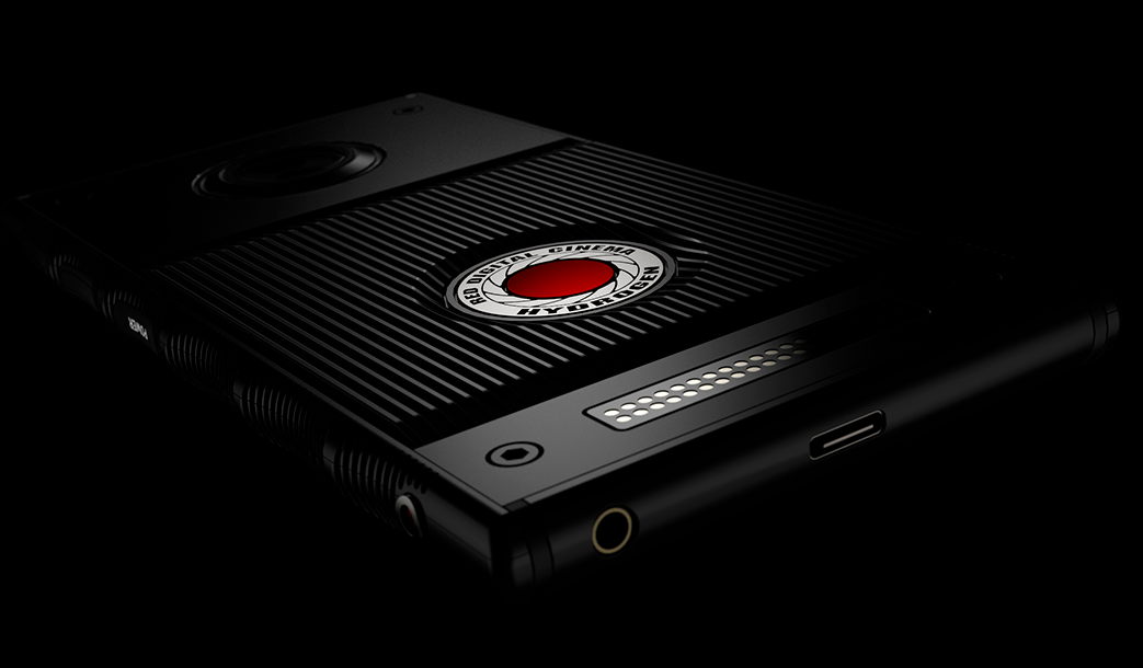 Company RED has announced the first smartphone with a holographic display