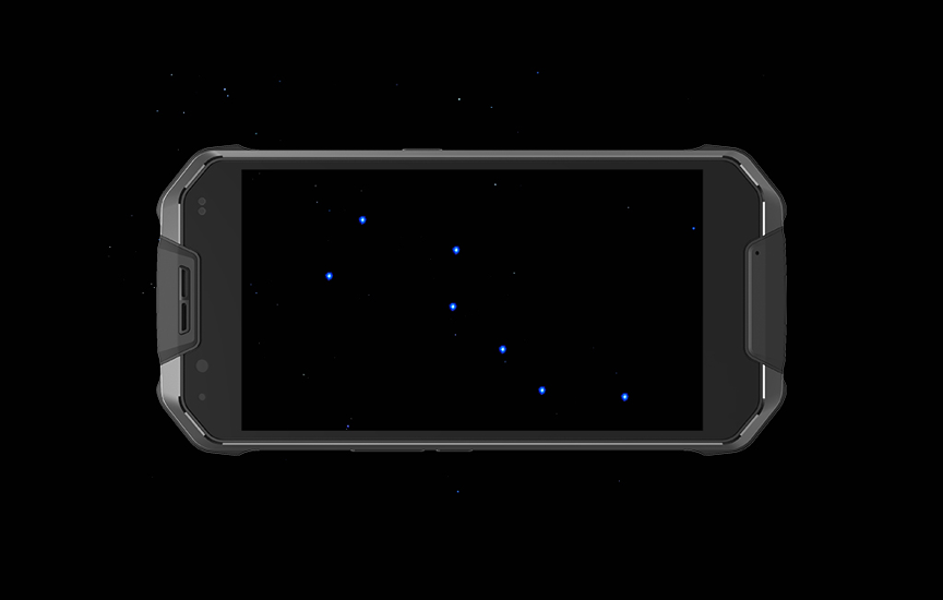AGM has created a smartphone with a powerful GPS module
