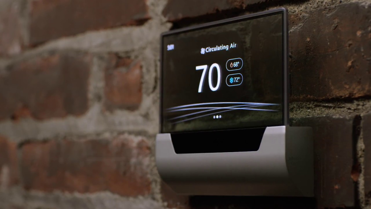 Microsoft announced smart thermostat running Cortana