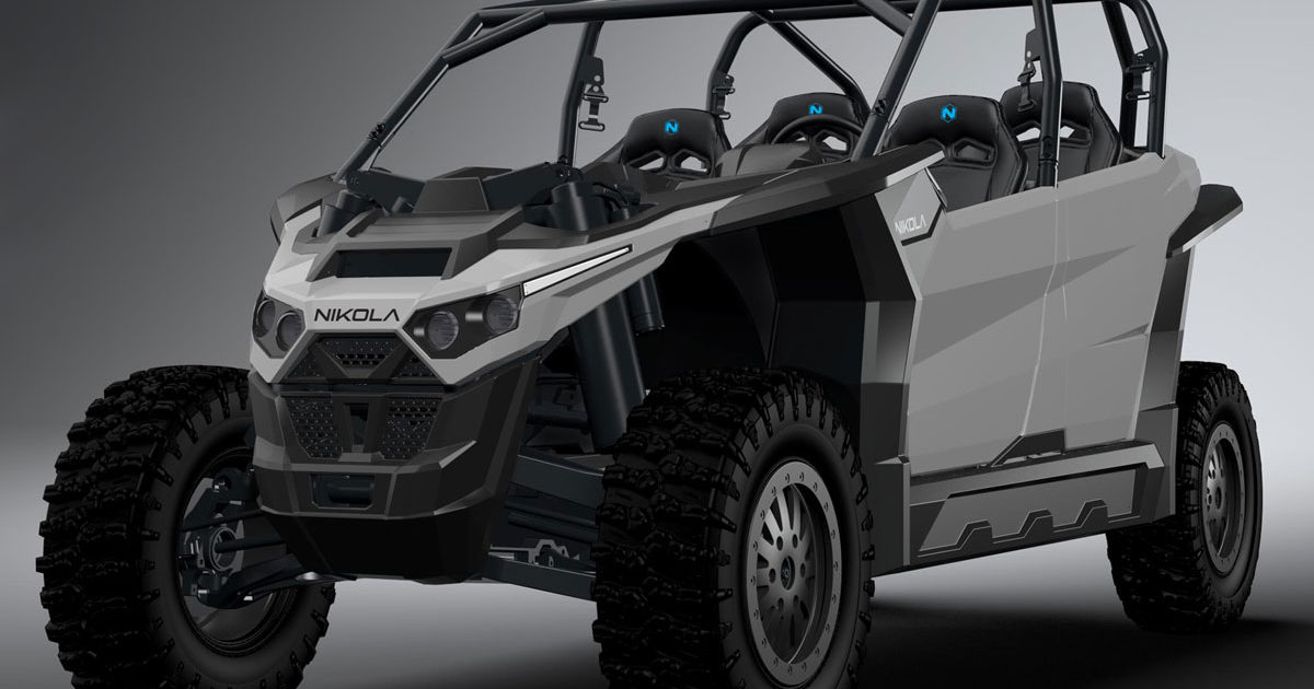 Startup Nikola Motors revealed the characteristics of his electric vehicle