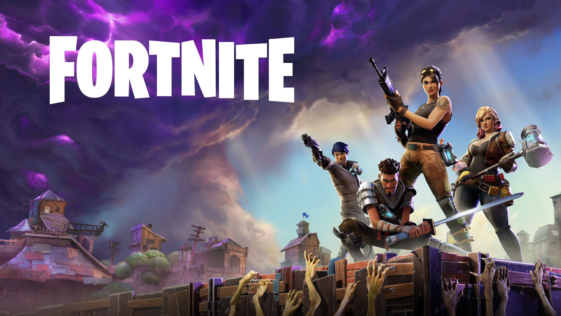 A review of the game Fortnite