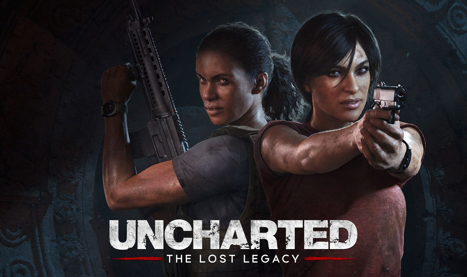 Game review of Uncharted: The Lost Legacy
