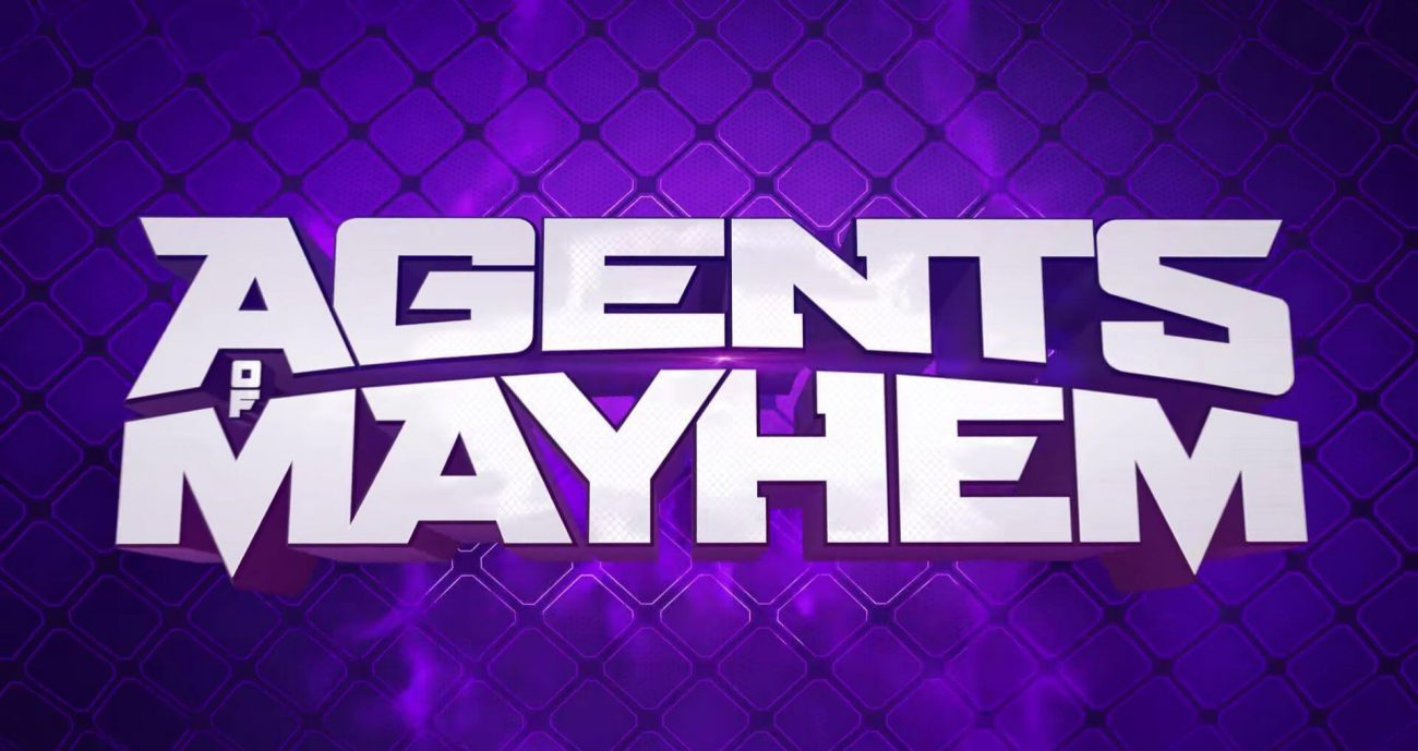 A review of the game Agents of Mayhem