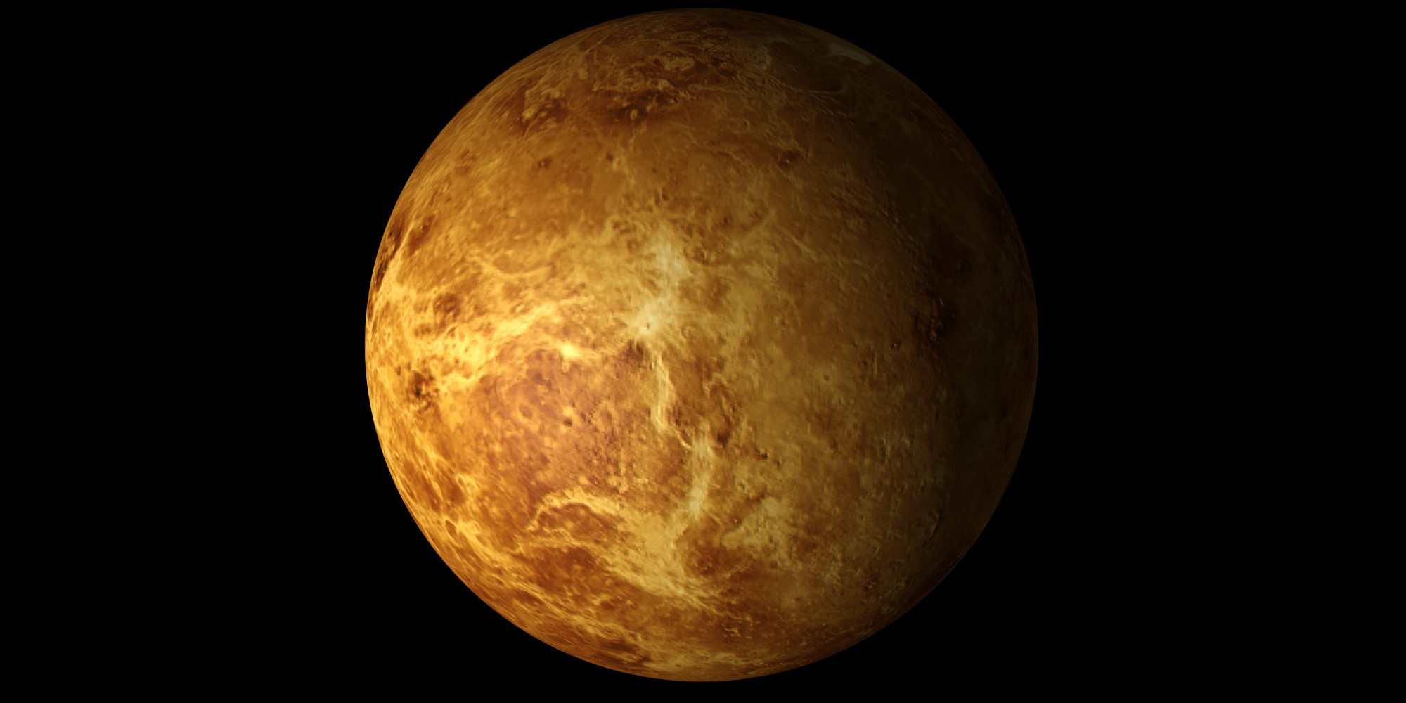 Venus once could have entire oceans of water