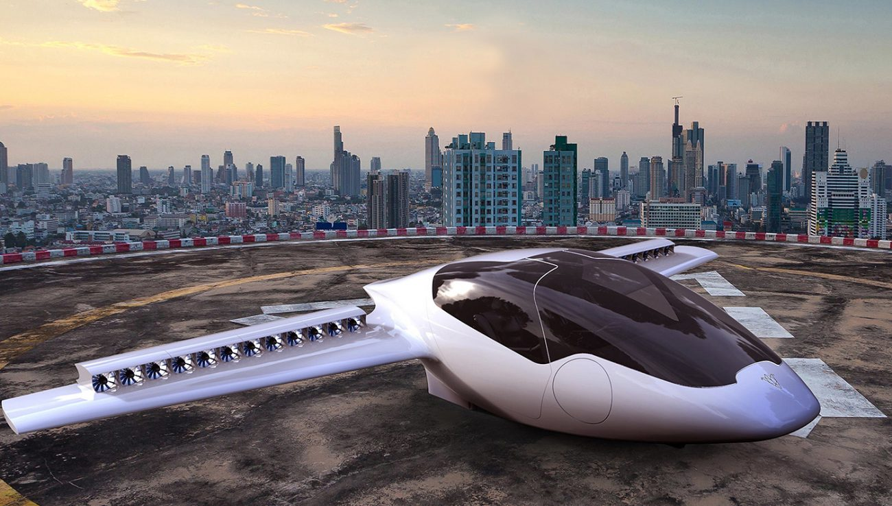 Lilium startup plans to launch a flying taxi by 2025