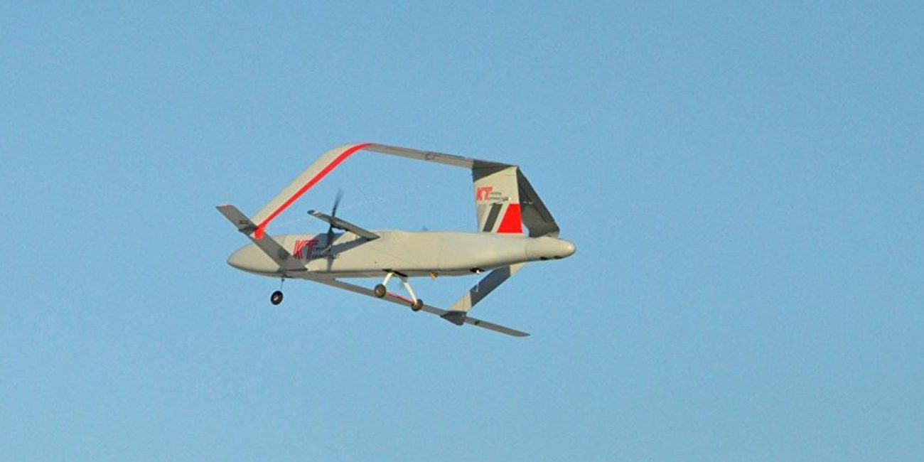 In Russia created a working prototype of an unmanned