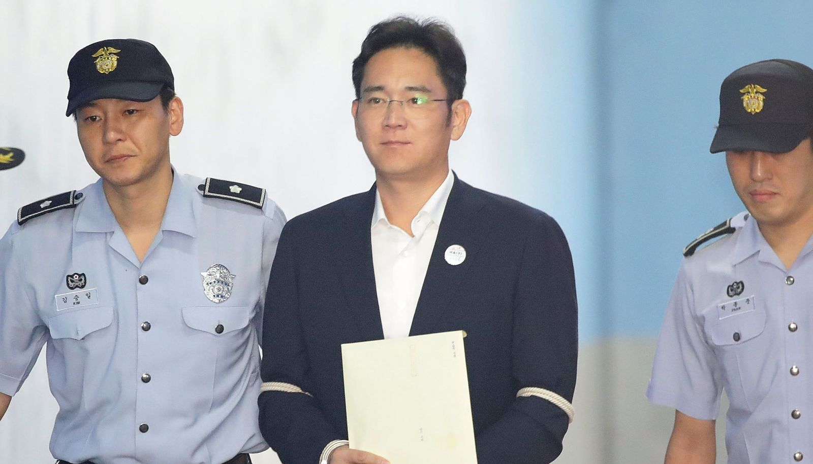 The head of the company Samsung will spend five years in prison