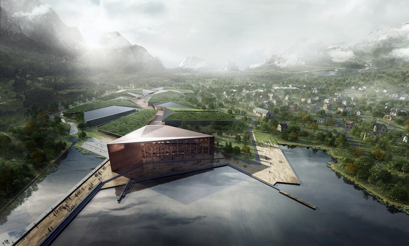 Norway will build the world's largest data center in the Arctic circle