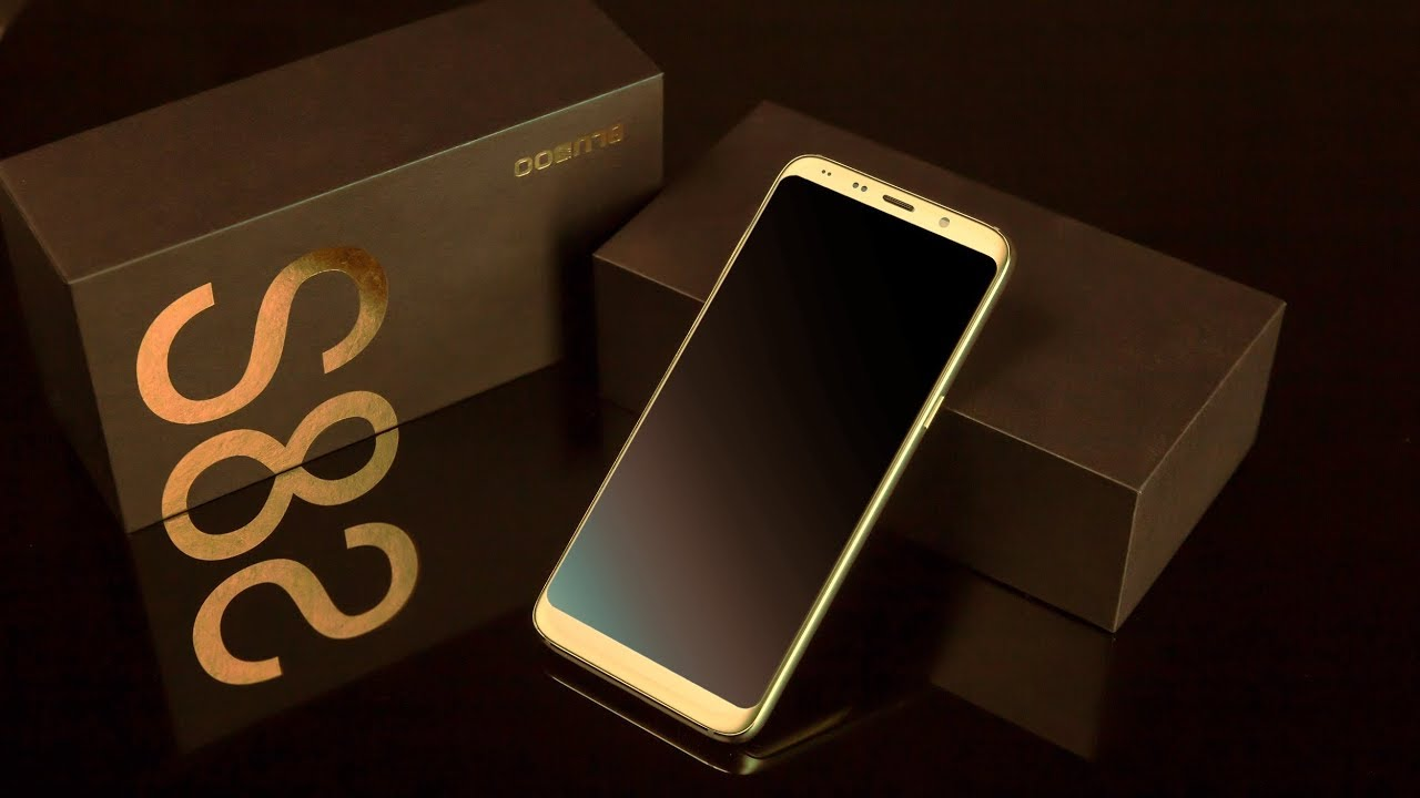 A detailed story about the smartphone BLUBOO S8
