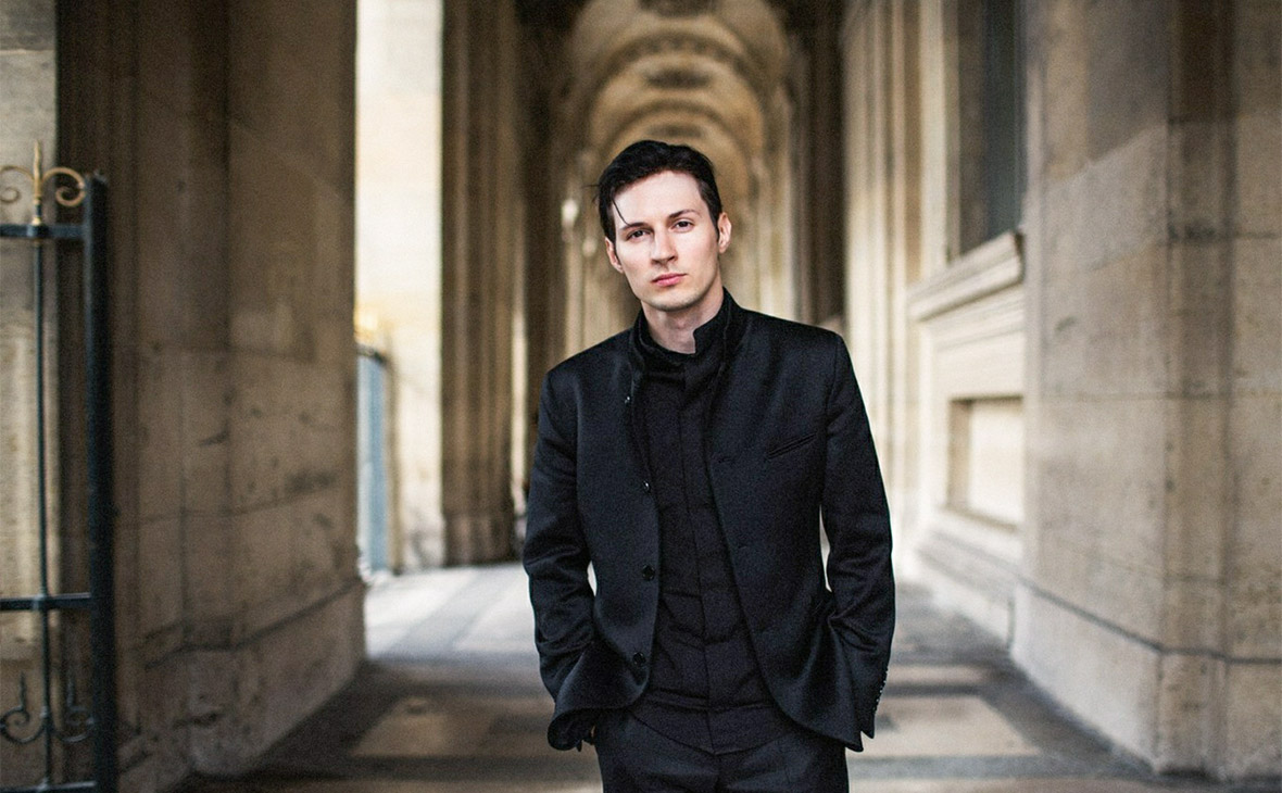 Pavel Durov: Apple and Google should create their own state