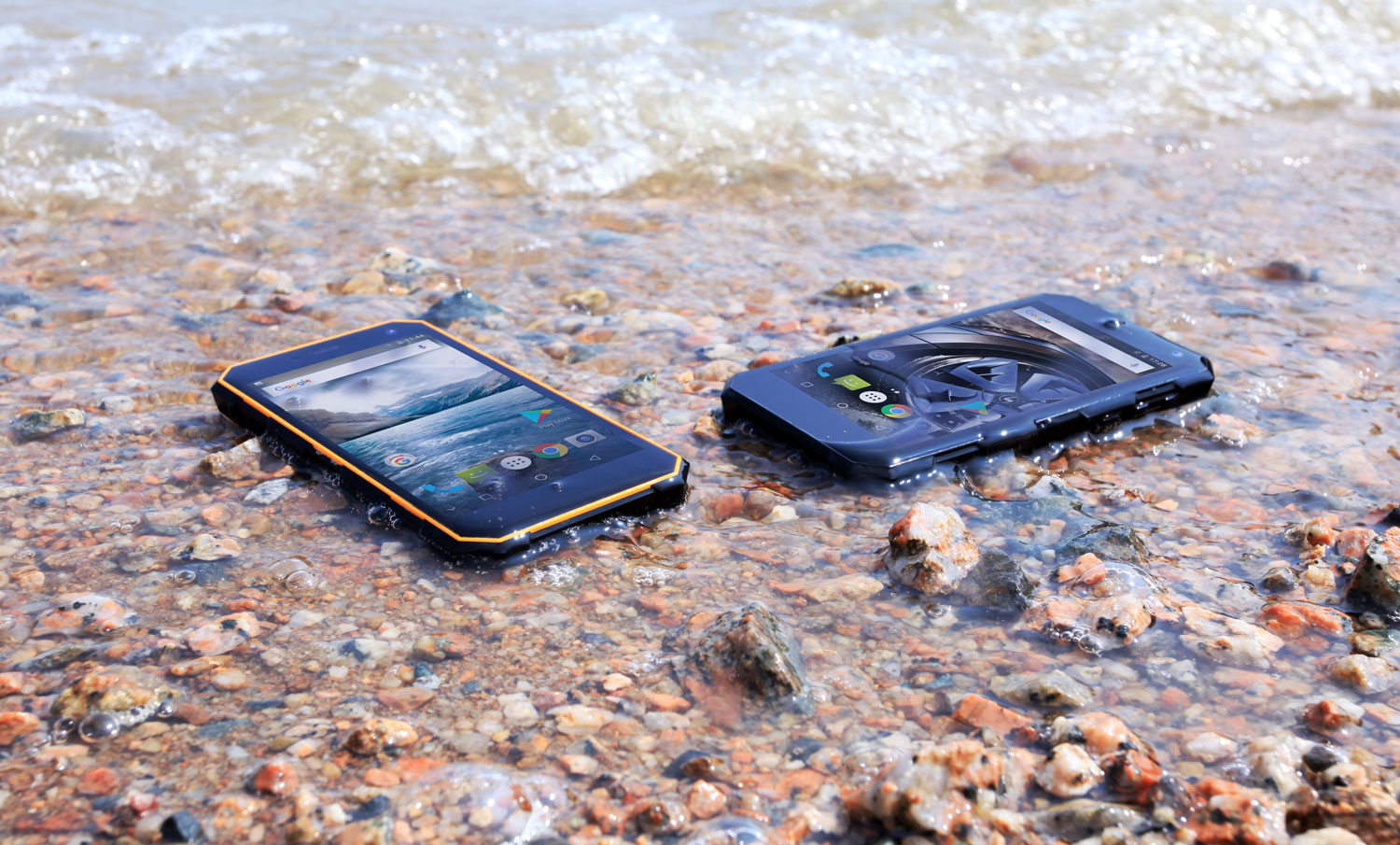 The Chinese have developed a smartphone-amphibian