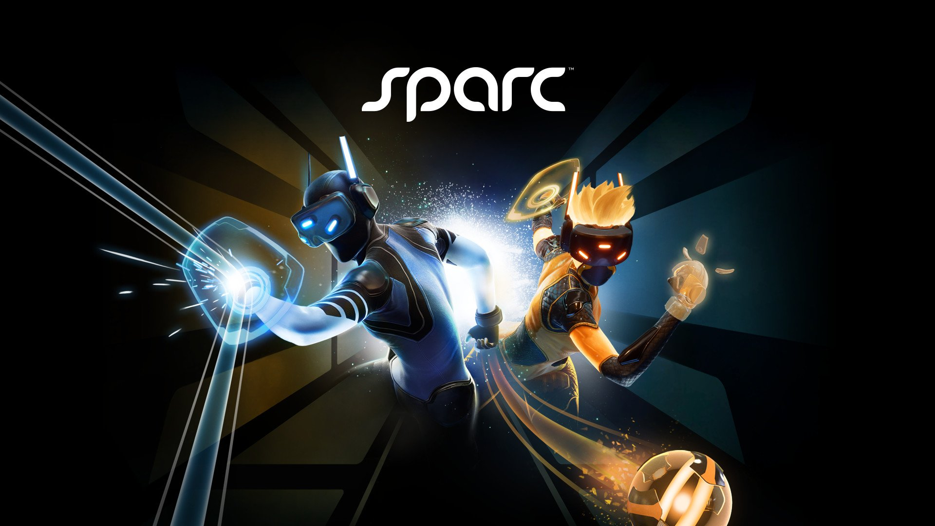 Game overview Sparc: virtual sport of the future