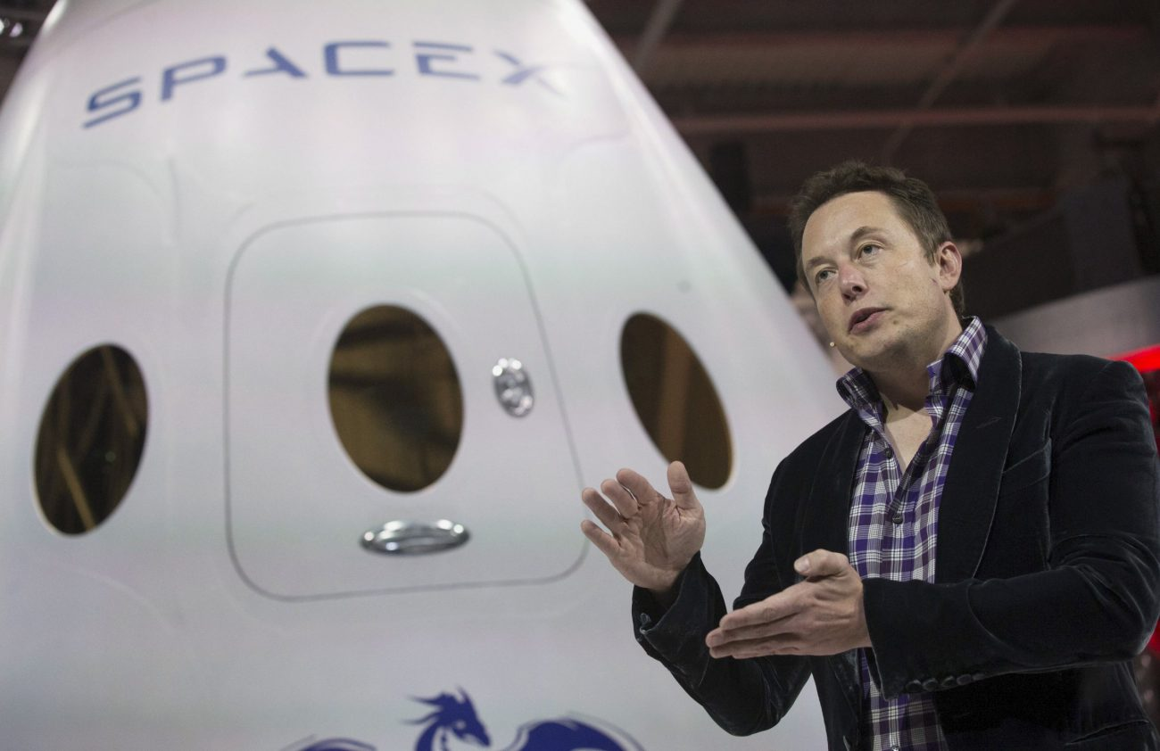 Elon Musk has proposed the use of rockets and space ships instead of airplanes