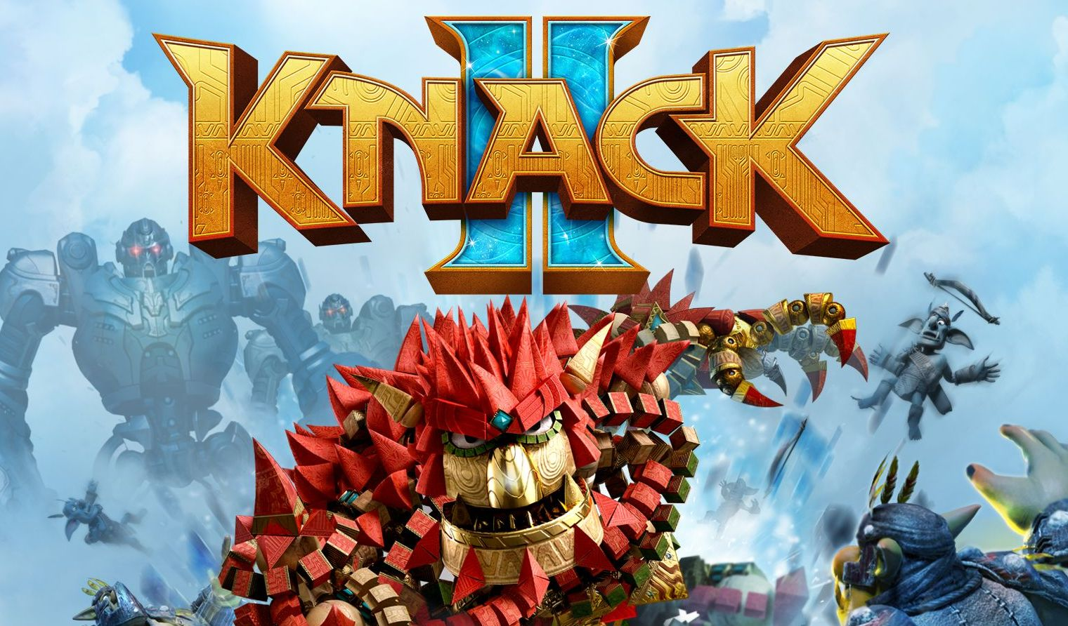 Review game Knack II