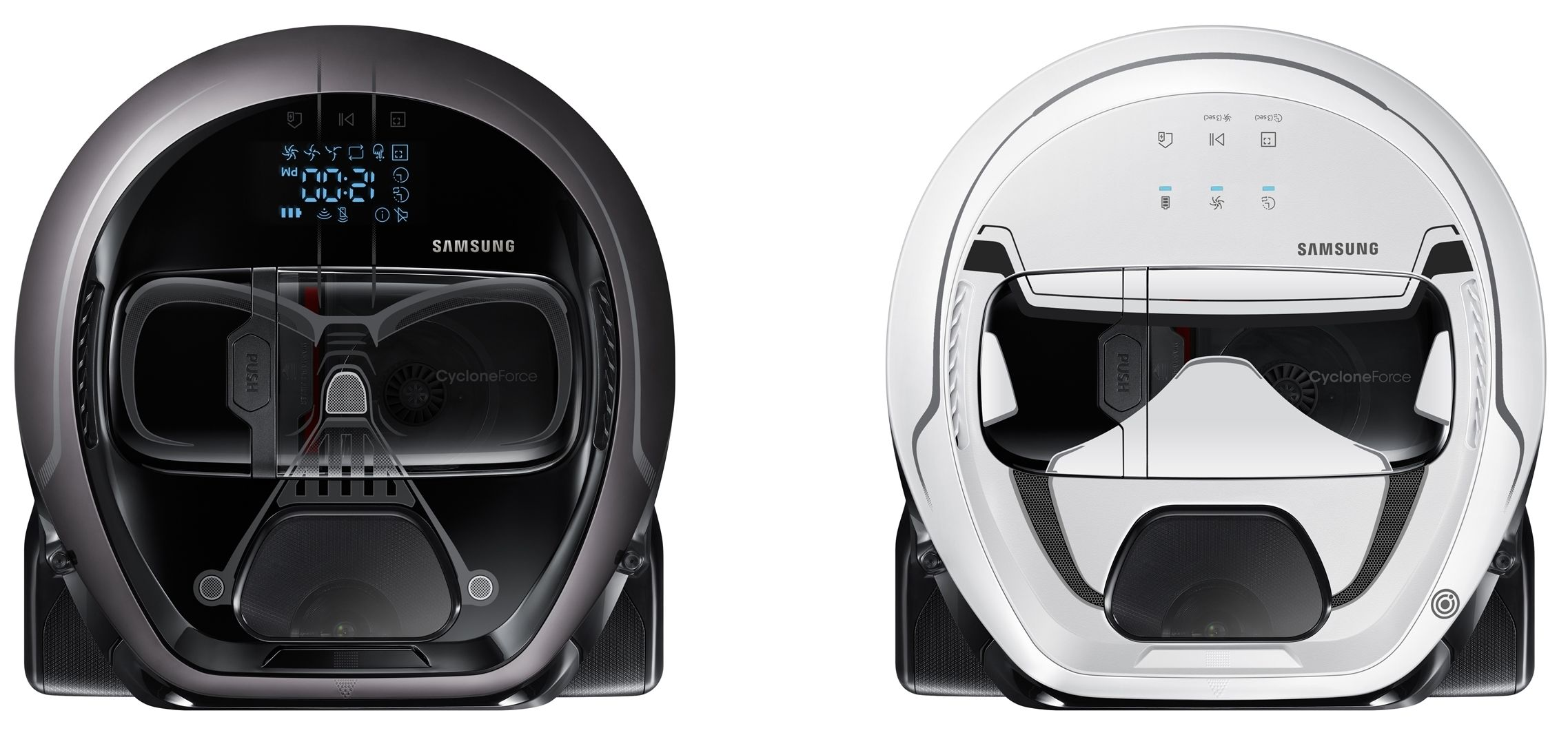 Samsung will release smart vacuum cleaner in the style of Star Wars