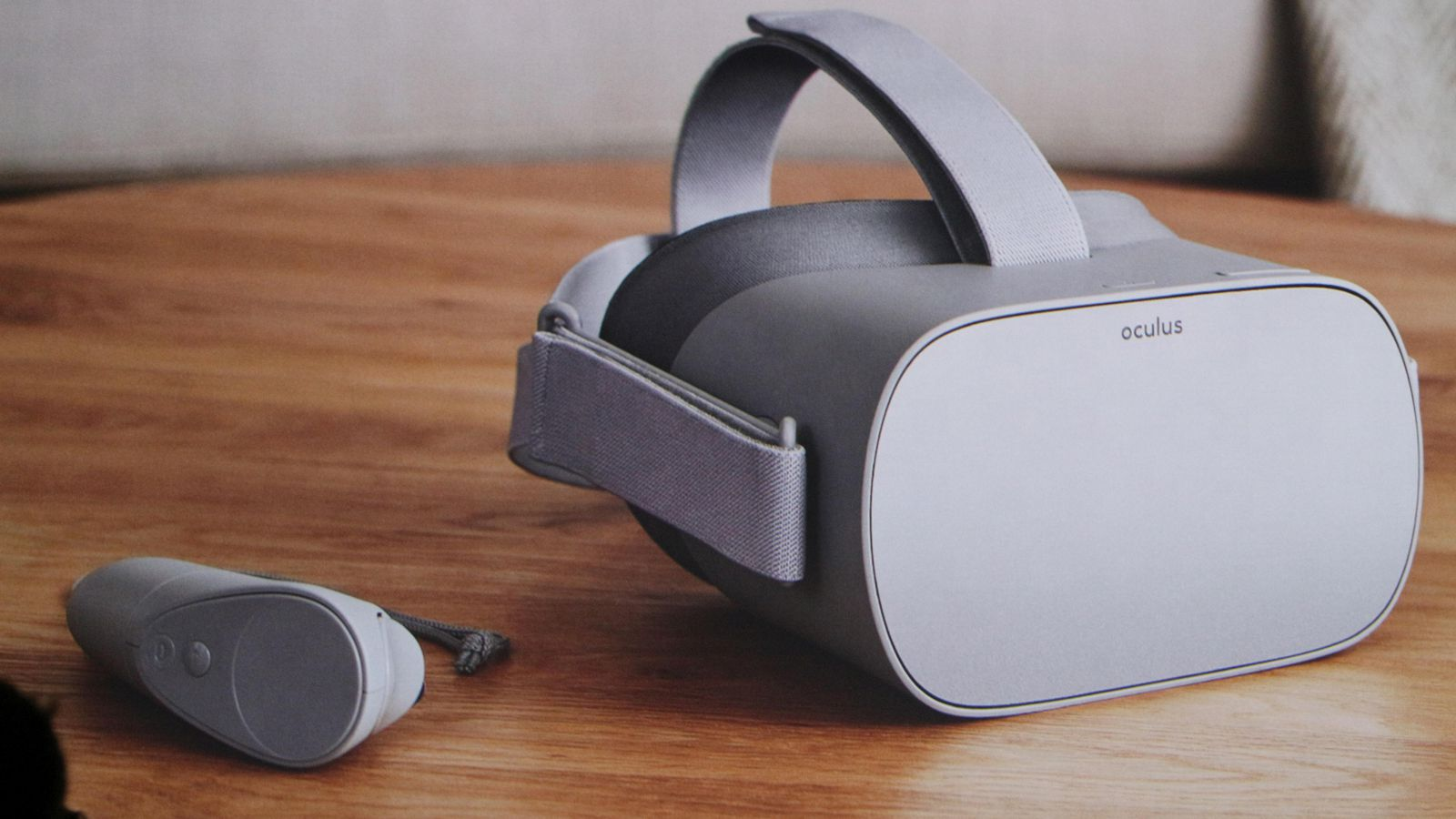 Facebook introduced a standalone VR headset Oculus Go