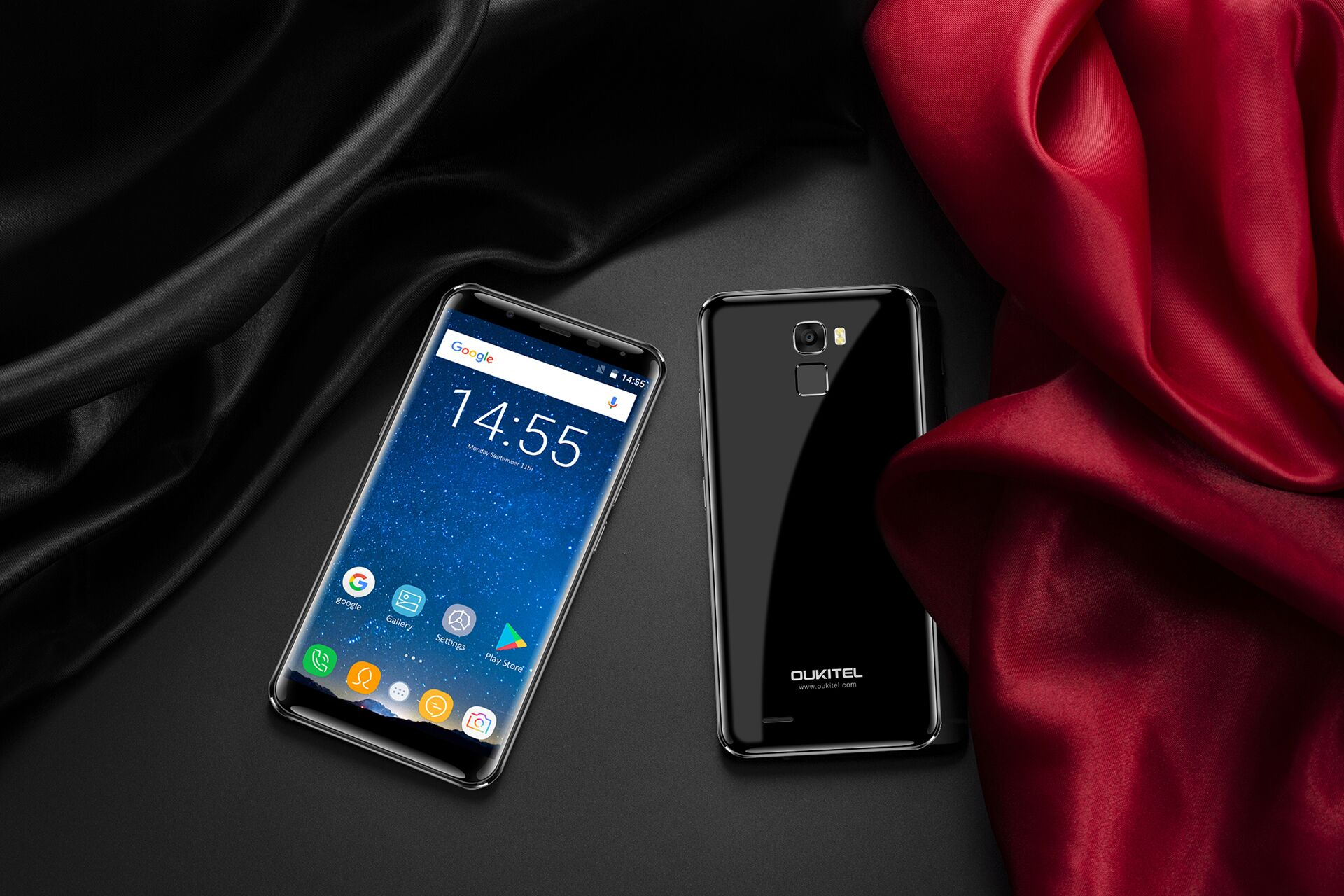 OUKITEL returns: wait for the K5000 to the end of the month