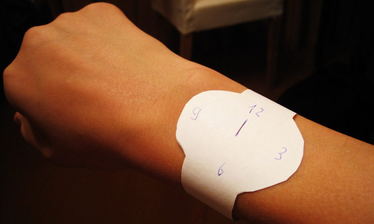 Developed a flexible supercapacitor based paper for wearable electronics